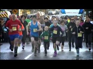 Castlecomer Wellie Race