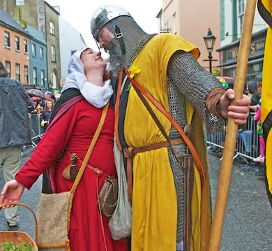 St.Patrick's Day Parade Kilkenny 2012- photo : Pat Moore