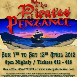Pirates of Penzance receiving great reviews