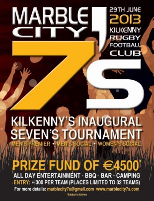 Marble City Sevens Rugby Festival