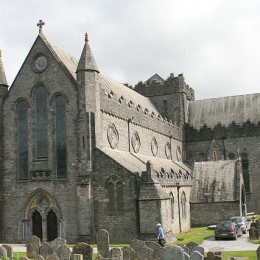 St Canice's Cathedral Patronal Weekend. 11th- 13th October 2013